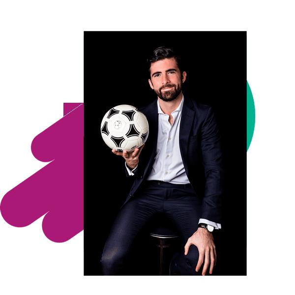 Jaime Gómez - PlayBall Agency Representación de futbolistas Femeninas y asesoría de becas deportivas
