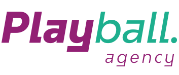 Play Ball Agency Logo